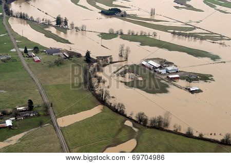 Washington State Flood