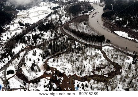 Cowlitz River flooding, Washington state