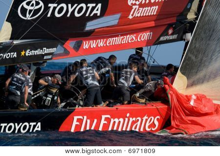 322Nd America's Cup