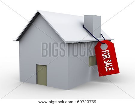 3D House For Sale