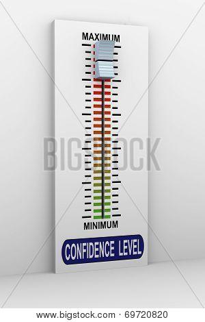 3D Mixer Button Increase Confidence Level
