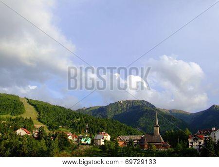 Borsa Maramures Alpine Resorts
