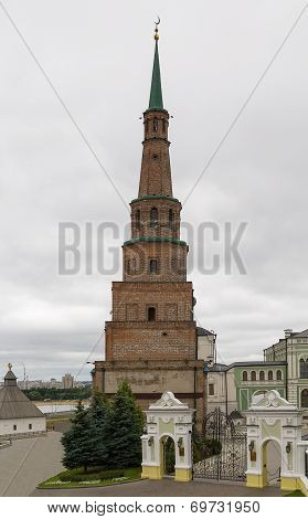 Soyembika Tower, Kazan