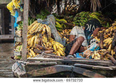 Banana Boat Boy in Belen