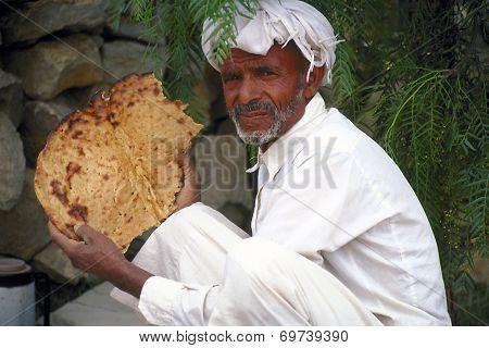 Yemen Bread