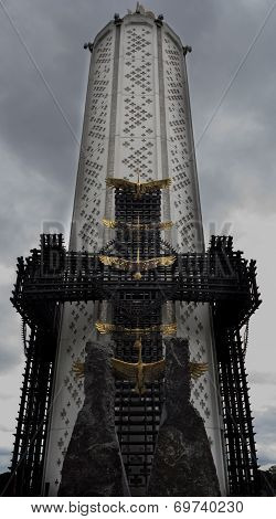 Eagles  - Holodomor Memorial Tower