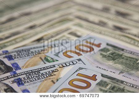 Background Dollars Bills