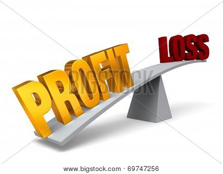 Profit Outweighs Loss