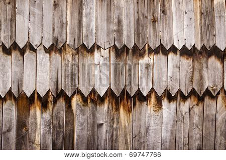 Wooden Old Wall