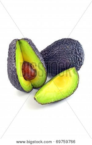 Haas avocado fruit