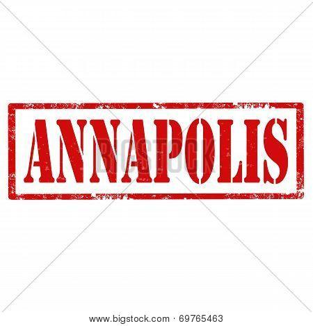Annapolis-stamp