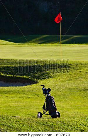 Saco de golfe