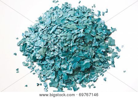 Spirulina Sun Dried Flakes