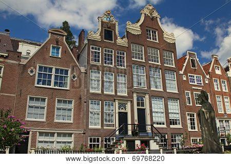 Traditional Dutch Houses (amsterdam)