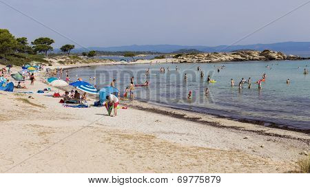 Karidi Beach, Greece