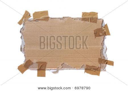 Taped Cardboard