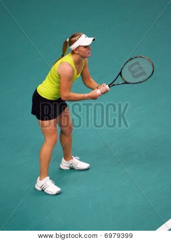 Melanie Oudin (usa) At Open Gdf Suez 2010