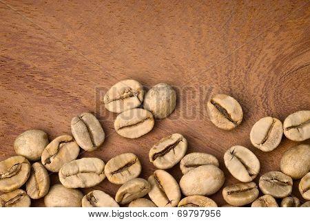 Green Coffe (coffea Arabica)