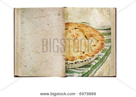 Grunge Recipe Book