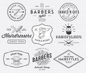 picture of barber razor  - Vector badges and crests for any use - JPG