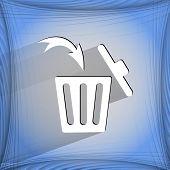 image of dust-bin  - Trash bin - JPG