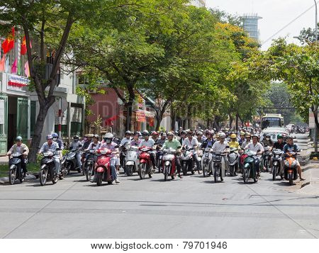 Motorcycles And Mopeds