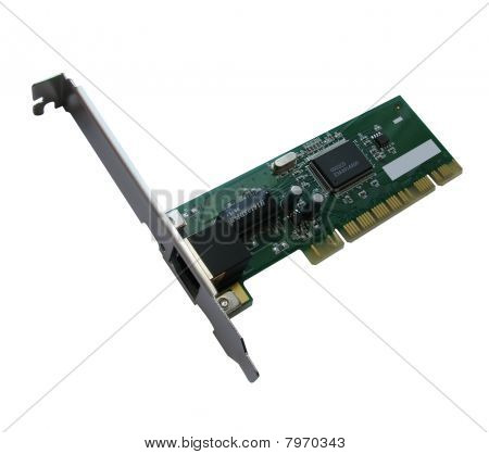 Lan Pci Computer Adapter