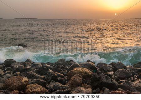 Shores Of Dakar