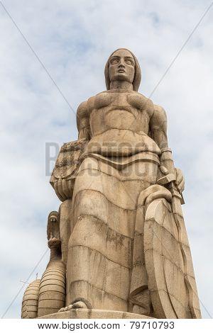 Monumento Aos Mortos Da I Grande Guerra Maputo Mozambique