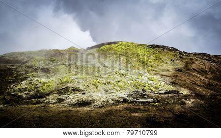 Geothermal Landscape