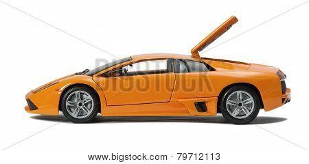 Collectible Toy Model Lamborghini