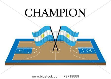 Basketball Champion Argentina