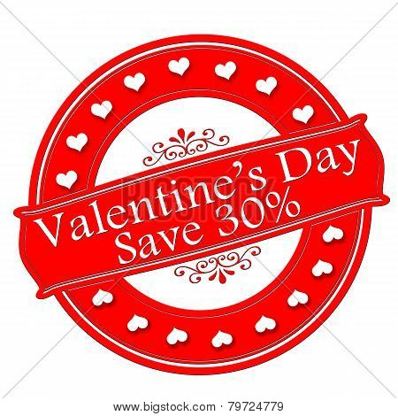 Valentine Day Save