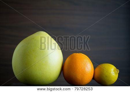 Mix Of Citrus
