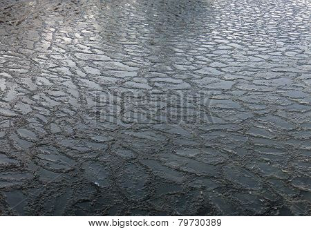 Ice forming
