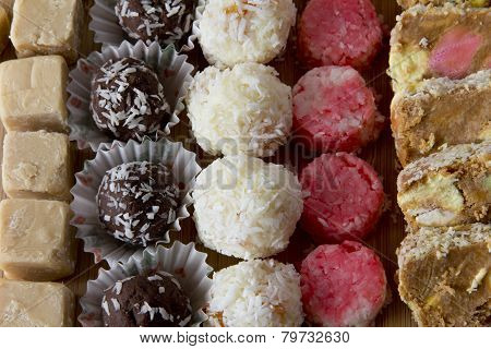 Assortment of Homemade Sweets
