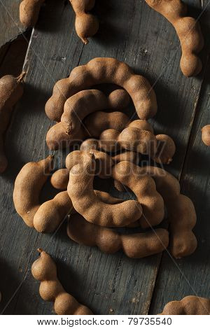 Organic Raw Brown Tamarind