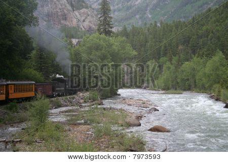 Animas River Train