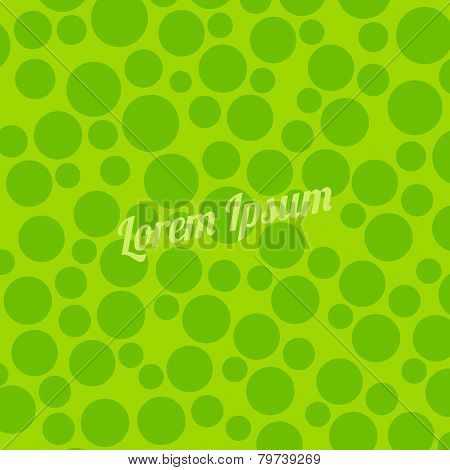 circle dot round background