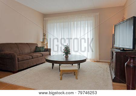 Living Room Interior And Decor