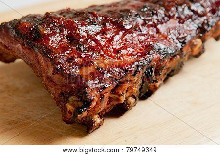 pork bbq ribs