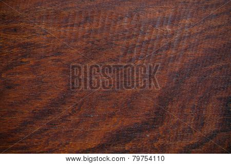 real wood samples of Rosewood, abstract background of rosewood