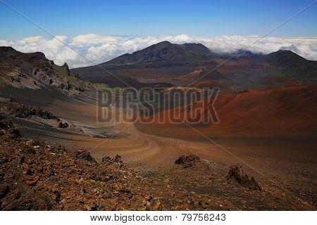 Haleakala Caldera