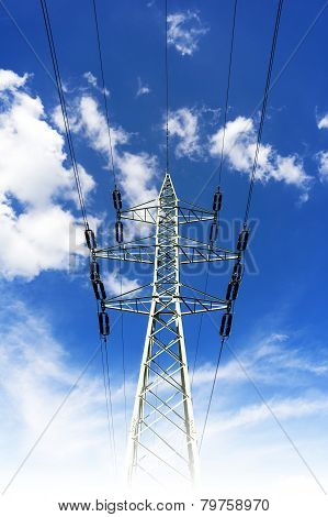 Pylons For High-voltage Lines
