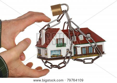 Taking A House