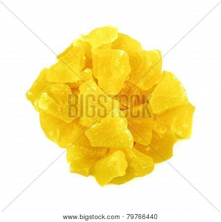 Dried Dehydrated Pineapple