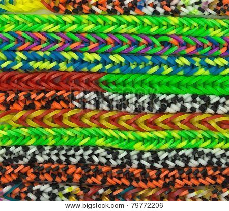 Rubber Loom Background