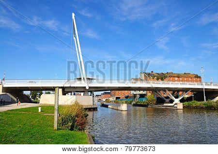 High Orchard Bridge, Gloucester.