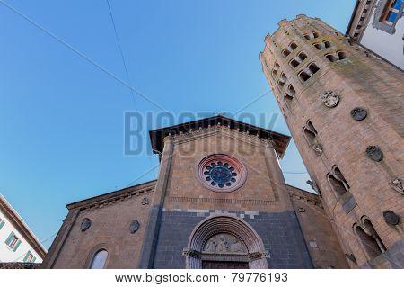 Church Of St. Andrew In Orvieto