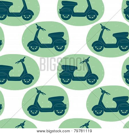Scooter pattern